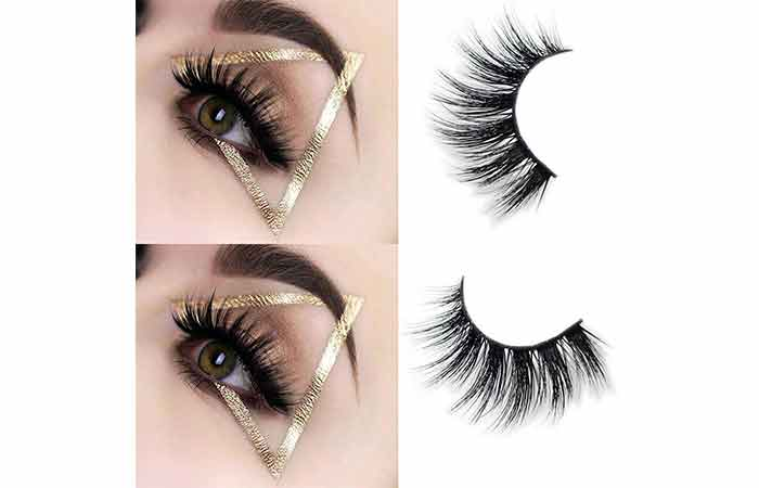 Find out what are faux mink lashes for getting a glamorous look