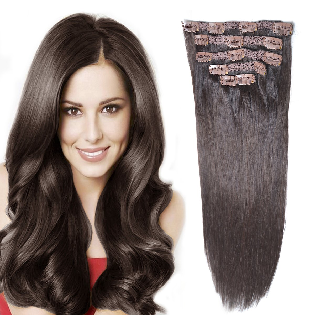 Importance of Clip in Hair Extensions
